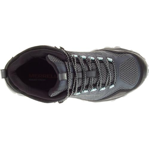 Merrell Moab FST Mid GTX - Chaussures Femme - gris sur campz.fr ! Envoi Gratuit Dernières Collections Énorme Surprise La Vente En Ligne Vente Eastbay Vente Chaude Vente En Ligne Vente Forfait De Compte À Rebours SC33Q3Wr0